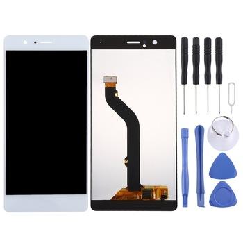 Original Tested LCD For HUAWEI P9 Lite Display Touch Screen With Frame For HUAWEI P9 Lite 2016 LCD Display VNS-L31 L21 L19 100% original new ltm170e8 l31 original new full view screen ltm170eu l21 l11