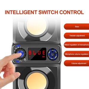 Image 5 - סאב רמקול סופר בס 5.0 Bluetooth מחשב רמקול שני קרנות 6D Surround סטריאו חיצוני בית נייד רמקולים TF FM