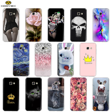Silicone Phone Case for Samsung A5 2017 Cases for Samsung Galaxy A5 2017 SM-A520F Cover for Samsung Galaxy A3 2017 phone shell цена