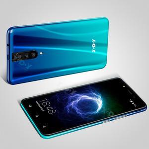 "Image 4 - XGODY 4G Smartphone Dual Sim 5.5 ""18:9 אנדרואיד 9.0 2GB RAM 16GB ROM MTK6737 Quad Core 5MP מצלמה 2800mAh WiFi נייד טלפון"