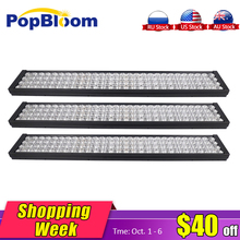 3PCS DsunY Led Light Aquarium Lamps Marine lights Reef Tank Lighting MJ7BP3