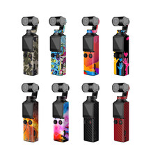 Waterdichte Pvc Stickers Body Decals Compatibel Voor Fimi Palm 3-Axis 4K Hd Handheld Gimbal Camera(China)