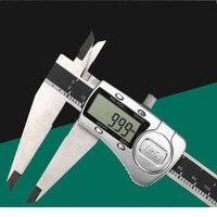 Digital Caliper 150/200mm Waterproof Electronic Vernier Caliper Male And British Dual System Measurement tool Micrometer