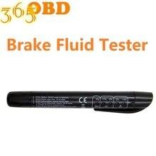 10 pçs/lote de alta qualidade testador fluido freio do carro testador fluido freio digital adequado para determinar fluido freio drect vender