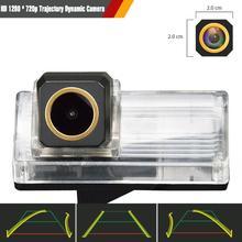Misayaee Rear view camera plate light dynamic guides for Toyota Reiz LC 100 120 200 Prado LAND CRUISER Lexus LX470 UZJ100 GX470