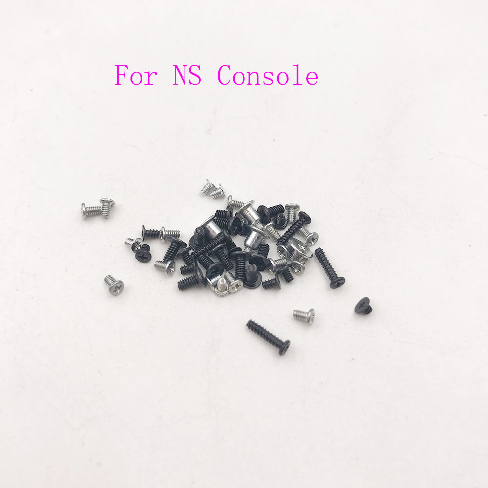 Replacement For NS NX Phillips Screws Set  For Nintendo Switch Console