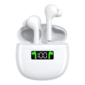 TWS Wireless Earphones Bluetooth 5.0 Headphones IPX7 Waterproof Earbuds LED Display HD Stereo Built-in Mic for Xiaomi iPhone