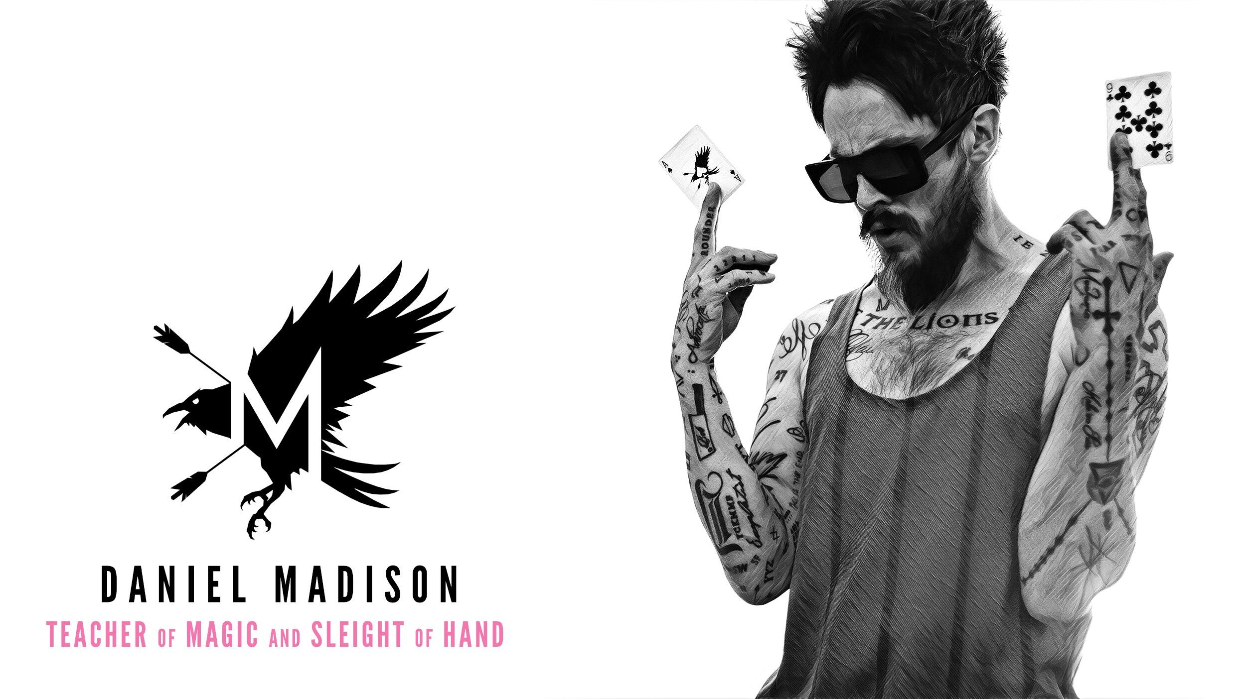 Daniel Madison - Collection  Magic Tricks
