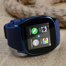 T8 Bluetooth Sports Smart Watch With Camera Whatsapp Support SIM TF Card Call Smartwatch For Android Phone PK Q18 DZ09