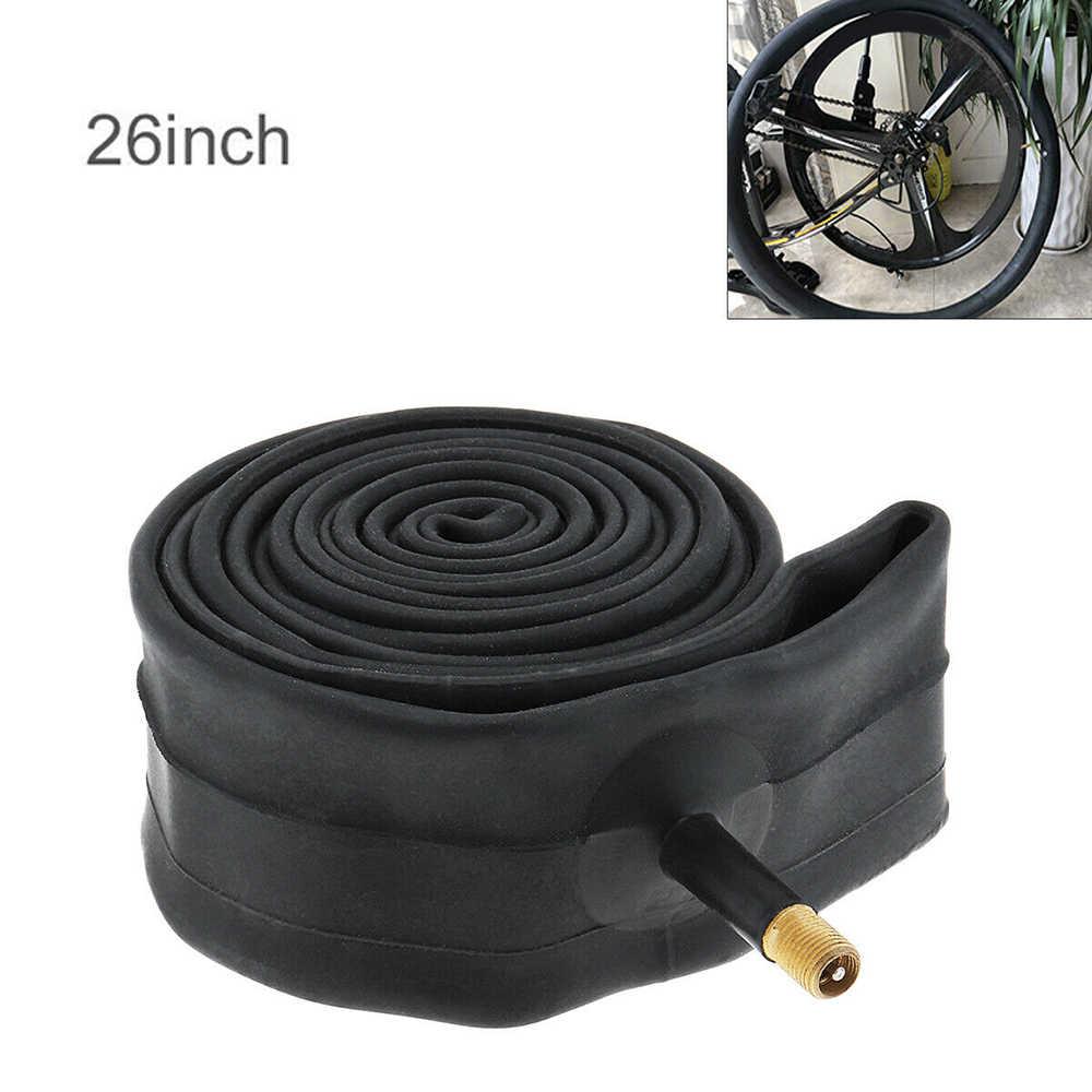 Bicycle Butyl Inner Tube 26x1.95//2.125 US Nozzle MTB Mountain Bike Replace UK!