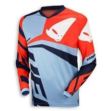 2021 Off road jersey ATV Racing koszulka AM RF rowerowa jazda na rowerze rower koszulka zjazdowa koszulka motocyklowa motocross MTB DH MX Jersey tanie tanio CN (pochodzenie) Poliester Stretch Spandex Pełna Unisex Wiosna summer AUTUMN Winter Koszulki Nie zamek Pasuje prawda na wymiar weź swój normalny rozmiar