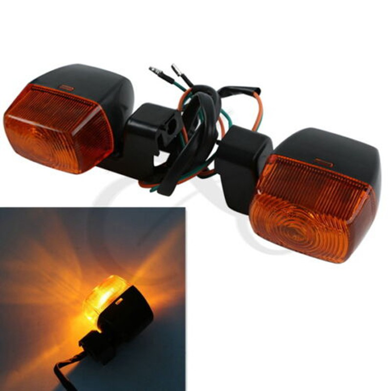 Motorcycle Turn Signal Indicator Light Blinker For HONDA CBR250 MC19 CBR400 NC23