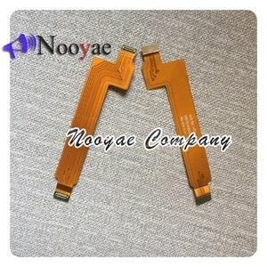 Image 3 - Üst anakart şerit değiştirme Alcatel idol 4S OT6070 6070 anakart LCD konektörü ana bağlantı Flex kablo + takip