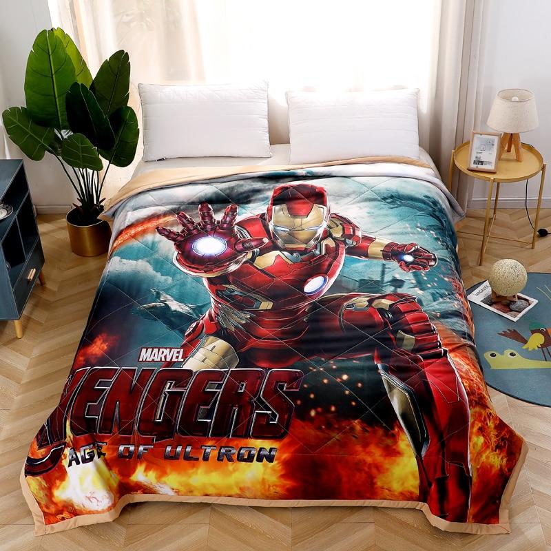 de cama macia, para meninos e meninas, adultos, tecidos para casa