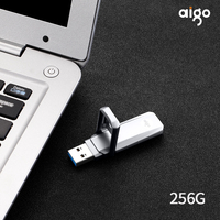 Aigo 256GB Hypercar series usb high speed usb flash usb 3.1 pen drive metal pendrive chiavetta usb key memory stick