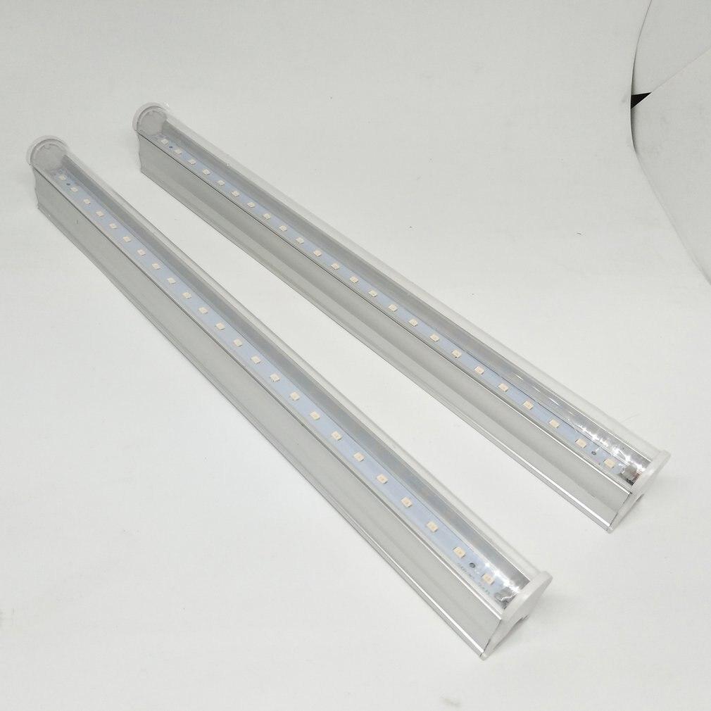 2 Pcs Led Grow Light T5 Tube LED Phyto Lamps Full Spectrum LED Grow Light Indoor Lamp For Plant 0.3m