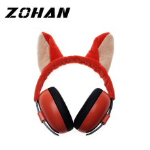 Baby Care Kids Sleep Anti-Noise Earmuffs Headphones Noise Cancelling Headphones Hearing Protection For Newborn Baby Children Kid