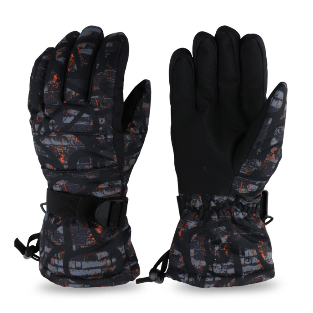 Winter Running Gloves For Men Women Thermal Hand Warmers Gloves Skiing Hiking Motocycling Cycling