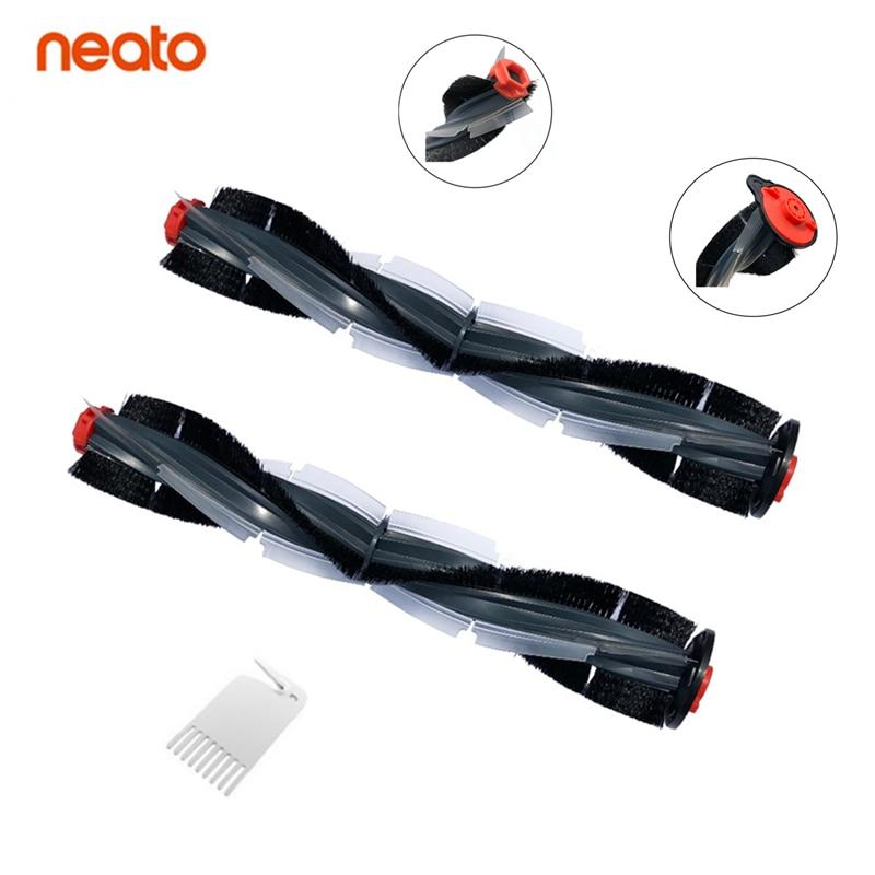 Repuesto para Neato Botvac Serie D D3 D4 D5 D6 D7 D75 D80 D85 piezas de aspiradora de robot conectado principal cepillo Kit de accesorios