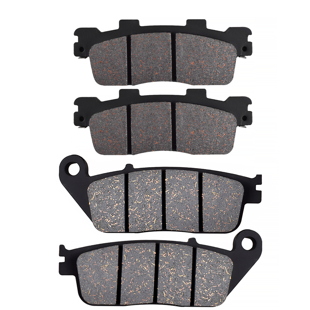Front Rear Brake Pads For Kymco MAXXER 400 2008 2009 2010 2011 2012 2013 2014