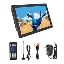 LEADSTAR 14 pouces DVB-T2 TV numérique (alimentation de jauge américaine) (tension: 110 220v) TV numérique Portable TV HDTV