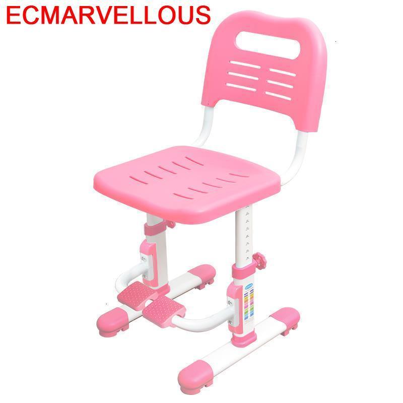 Infantiles Kinder Stoel Dinette Study Learning Tower Adjustable Chaise Enfant Cadeira Infantil Baby Furniture Children Chair