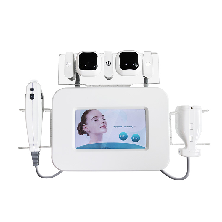 Liposonic sliming machine Anti-wrinkle facial lifting machine skin tightening device skin care tools body slim salon machine