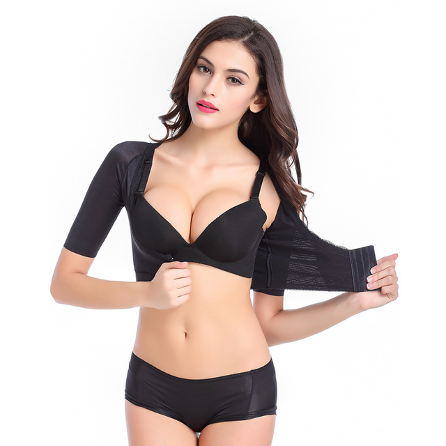 Invisible Arm Slimming Shaper Slimmer Chest Corrective Lifting Underwear plus size Shapewear Weight Loss Tops 1