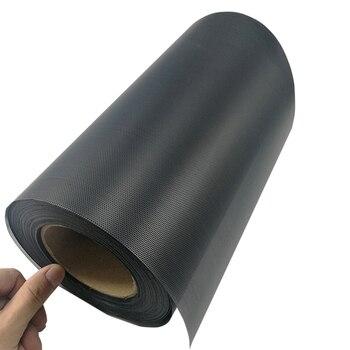 Сетка для компьютера, 30 см, чехол из ПВХ для самостоятельной сборки, сетевой чехол с вентилятором и фильтром, пылезащитный чехол для шасси, пылезащитный чехол, 1 м