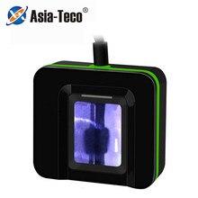 Lector de escáner de huella dactilar biométrica del USB, Sensor de huella dactilar, SDK gratis en vivo 20R