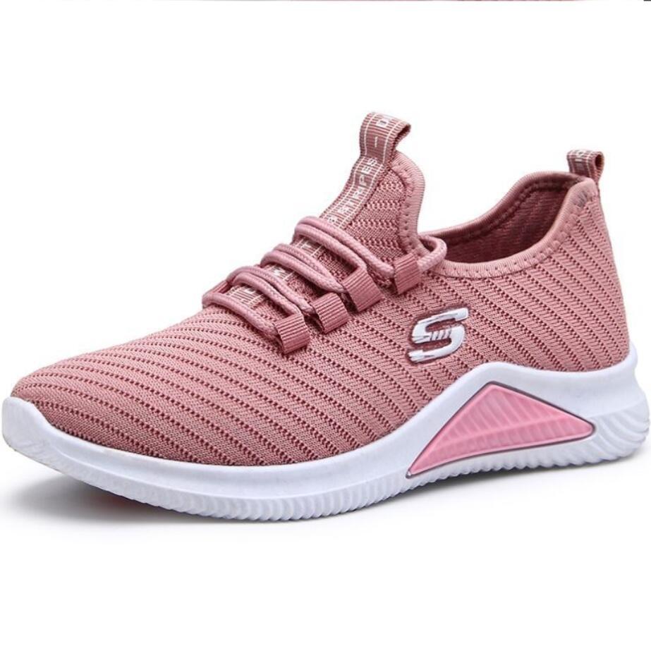 Women Sneakers 2021 Ladies Running Shoes Femmes Trainers Platform Baskets Zapatillas Mujer Dames Black Deportivas Tenis Feminino Women's Vulcanize Shoes  - AliExpress