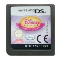 DS Game Cartridge Console Card Disnei Princess Magical Jewels EUR Version English Language for Nintendo DS 3DS 2DS