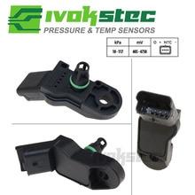 Kolektor zwiększyć powietrza czujnik ciśnienia dla Peugeot Citroen Fiat 1920AJ 9639381480 0261230043 4676.80 1920.AJ 4676 80 1920 AJ