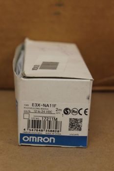 Free DHL/EMS 5PC NEW and original E3X-NA11F FIBER AMPLIFIER for OMRON
