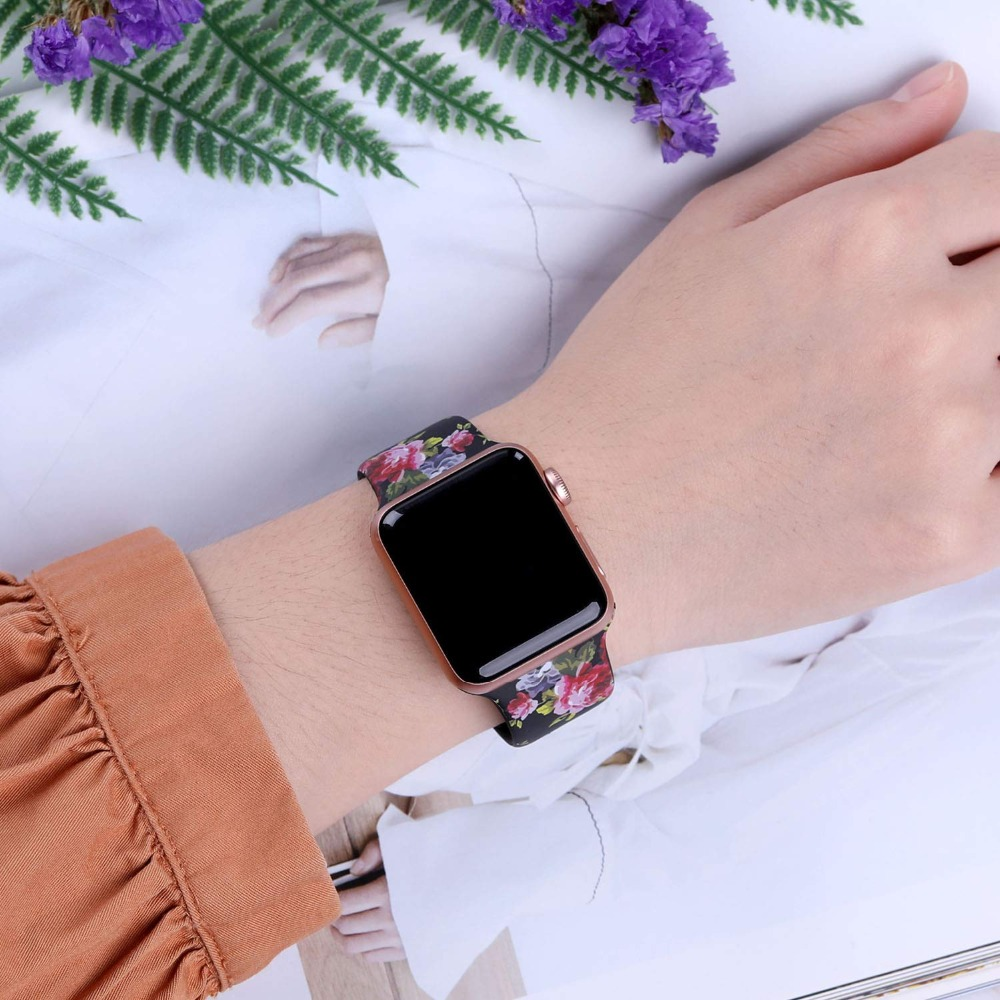 Floral Band for Apple Watch 354