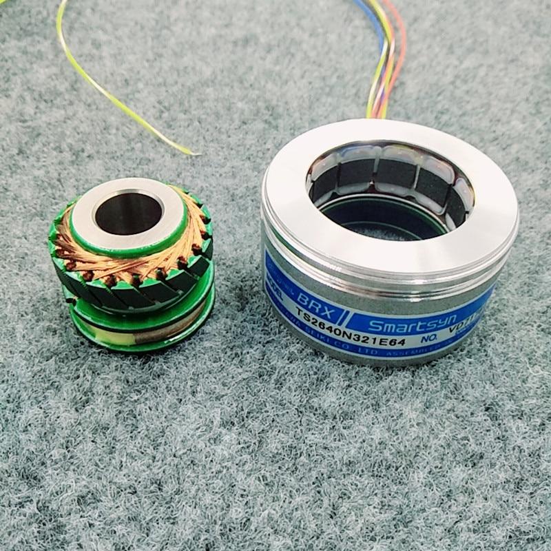 Tamagawa TS2640N321E64 Servo Encoder Positive Yu Xuan Rotary Transformer