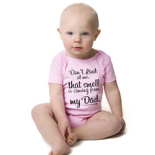 Baby Bodysuit Newborn Girl Boy Clothes Body Infantil Onesie Bodysuits Cotton Daddys Girl Summer Jumpsuit Romper Twins Body Kids 3