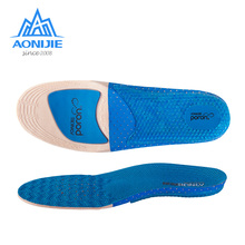 Insole Foot-Protection-Pad AONIJIE Athletic-Shoes for Hiking Shock-Absorbing Comfortable