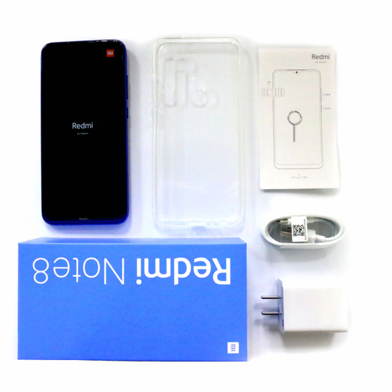 """Image 5 - Global ROM Xiaomi Redmi Note 8 64GB 4GB Smartphone Snapdragon  665 Octa Core  6.3"""" 48MP  Rear Camera 4000mAh Support 18W Phone-in Cellphones from Cellphones & Telecommunications"""