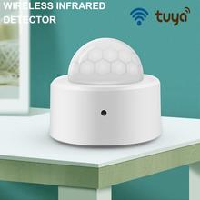 433MHZ Human Motion Infrared Sensor Infrared Alarm Graffiti Wireless Infrared Detector For Anti-pet Home Alarm System