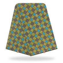 new holland Fashionable Dashiki New African Best Quality african fabric wax print Plaid Dutch Wax Fabric
