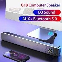 2021 TV Sound Bar AUX USB Wired Wireless Bluetooth Speaker Home Theater Surround SoundBar PC Computer Speakers Portable Speaker
