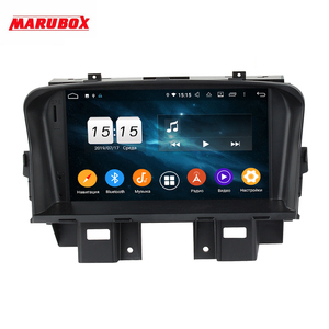 Image 2 - Marubox KD7047 Car Player for Chevrolet Cruze 2008 2012, Car Multimedia Player with DSP, GPS Navigation, Bluetooth, Android 9.0