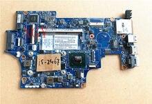 HP FOLIO 13T 13-1000 QAZ60 Laptop anakart 682564-001için LA-8044P entegre grafik W/ I5-2467U CPU % 100% test tamam
