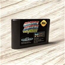 وحدة تحكم ألعاب الفيديو, Captain Game America and the Game Avengers   USA Label Flashkit MD Card for Sega Genesis Megadrive وحدة تحكم ألعاب الفيديو