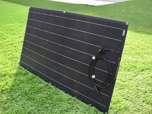 Image 5 - 400W Etfe Flexible Solar Panel 4PCS of 100W Panel Solar Monocrystalline Solar Cell For 12v/24v Solar Battery Charge 200W 300W