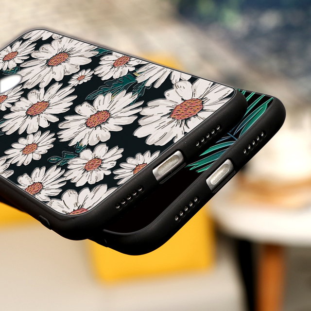 Case For Xiaomi Redmi Mi A2 Lite Note 9 8 10 7 6 5 Plus K30 K20 Pro 8T 5A 4X 6A 7A 8A Silicone TPU Cover Embossed 3D Relief Case 3
