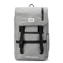 New 2019 Classic Backpack Men Large Capacity High Quality Casual Outdoor Male Backpacks  Black Oxford Travel Laptop