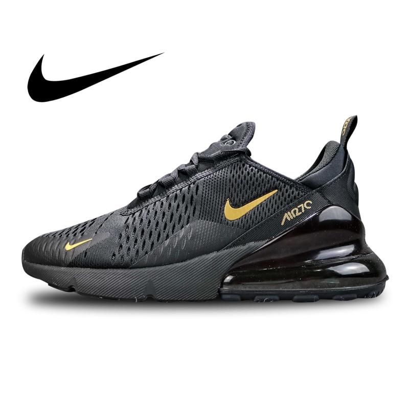 Ban Đầu Nike Air Max 270 Bộ Nam Cổ Điển Thoải Mái Lưới Nhẹ Thể Thao Ngoài Trời Giày AH8050-007
