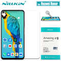 Huawei Honor 20 Pro 10 9X 8X แก้ว Nillkin 9H Hard กระจกนิรภัยป้องกันหน้าจอสำหรับ Huawei Honor 20 10 9 Lite Nillkin